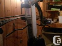 Weider home gym crossbow 1500 Can perform over 60