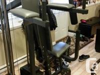 I have this total gym for sale, it is in perfect