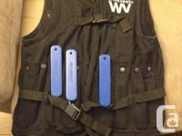 $50 OBO Must go - Debbie Rocker weighted Walk Vest.