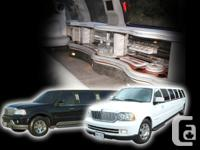 Invite to toronto top limo solutions, leading limousine