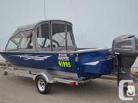 River Hawk welded aluminum boats are the premium boat