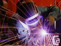 Welder / Fabricator available for any job you may for sale  British Columbia