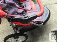 My children outgrow this nice stroller. Works perfectly