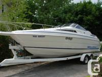 Cruiser Wllcraft, Excell 260, 1996 aftcabin (length