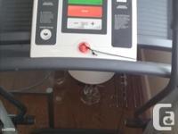 Weslo Treadmill - excellent condition $200 Elliptical