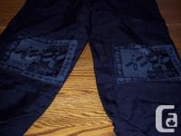 Black Westbeach Snowboard Nylon Pants Men's S Like New