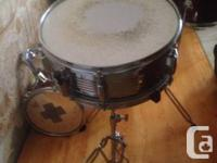 Hey there I'm attempting to sell my drum established