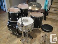 Westbury Drum kit, great sounding and in great