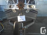 2000 WESTCAN JETBOAT.  502 HIGH PERF ENGINE.  HAMILTON