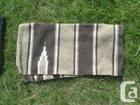 Variety of nice looking Western Saddle Pads and
