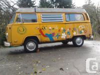 hello Joseph & Zach here, Why sell your VW Westfalia
