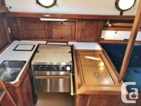 The Westsail 32 has a rich history of bluewater