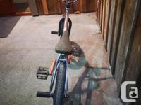 $400 OBO... Complete BMX bike with many parts: