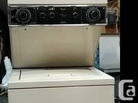 Whirlpool Thin Twin Compact stacking washer dryer in
