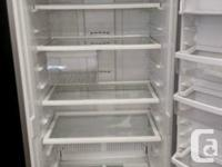 Whirlpool Stainless Steel full refrigerator In Great