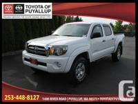 Year: 2010 Make: Toyota Model: Tacoma Trim:
