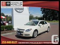 Year: 2011 Make: Chevrolet Model: Malibu Trim: LTZ