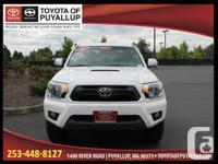 Year: 2012 Make: Toyota Model: Tacoma Trim: