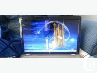 "USED : a White ""HP Pavilion dv6-2020ca Entertainment"