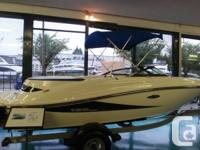 Still left is a Sea Ray 190 (white boat), 3.0L engine,