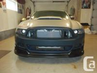 Make Ford Model Mustang Year 2014 Colour silver kms