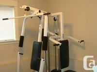 """Gym is in new condition Assembled 76"""" High, 86' wide""""x"""