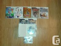 I have numerous Nintendo Wii video games that should