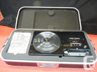 Wii JAY-Z renegade edition turntable with stand and DJ