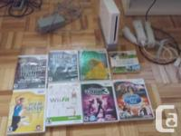 Wii console, as well as all devices dealing with no