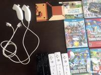 Great working Condition Wii U and game pad. With 11