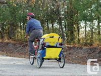 Large Wike special needs bike, jogger or walking
