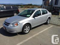 Make Chevrolet Model Cobalt Year 2006 Colour Grey kms