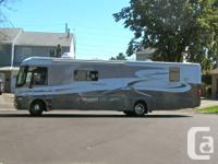 This magnificently completed Winnebago Adventurer 38R