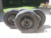 Winter-Challenger - Winter Tires on Rims Size: