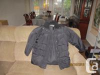 Blazer (44) $25 Winter Coat (L) $25 Winter Coat (2XL)