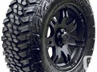 We have specials on Winter Tires and new line of winter