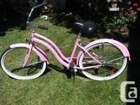 Winter season Ready - Montego Bay Pink Cruiser with