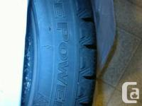 Call or text   One winter Kumho 215/45/17 tire. Near