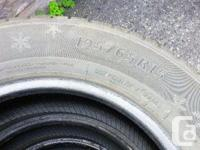 Winter tires 295/65R15 not on rims. Price is firm.