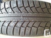 Get an early jump on winter tires. I have a set of 4