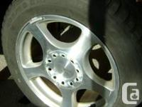4 Champiro Ice Pro 205-50 x R16 M&S winter tires with