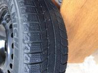 Four Michelin X-ice winter tires (225/60R16) for sale