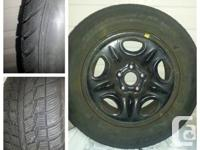 Himalay Federals - winter tires 225 - 60 - R16 4 winter