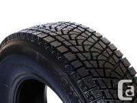 The Techno ALASKA M-2 is a wintertime tire that provide