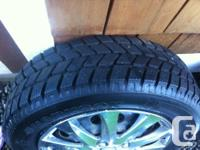 Hankook I Pike RC01 Snow Tires 195/65R/15 917 from 2009