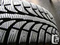 4 Champiro Ice Pro 205-50 x R16 M&S winter season tires