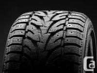 Silverado Winter Tires. P265/70R17 Wintertime Claw