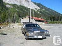 Make Cadillac Model Fleetwood Year 1984 Colour BROWN