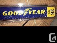 Goodyear GY-WB765-26 Assurance Black Premium Rubber