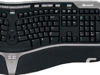 Really nice and well cared for Microsoft ergonomical